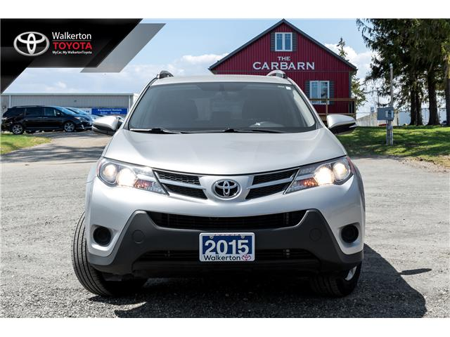 2015 Toyota RAV4 LE (Stk: 18265A) in Walkerton - Image 2 of 20