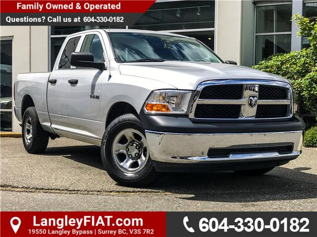 2010 Dodge Ram 1500 ST (Stk: LF008500A) in Surrey - Image 1 of 27