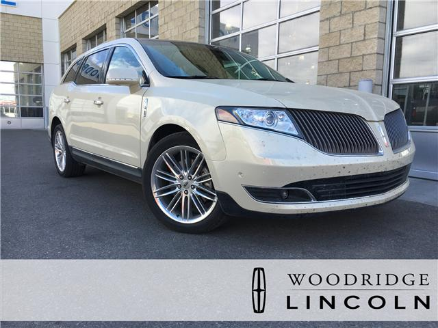 2014 Lincoln MKT EcoBoost (Stk: 16952) in Calgary - Image 1 of 24