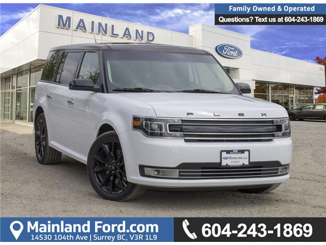 2018 Ford Flex Limited (Stk: P1245) in Surrey - Image 1 of 27