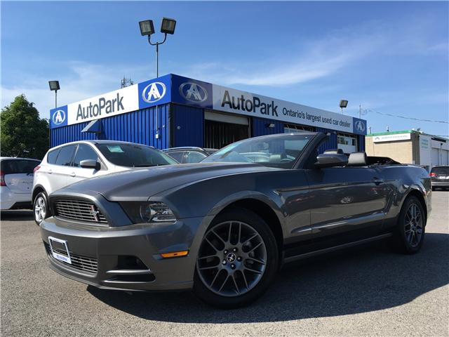 2014 Ford Mustang V6 Premium (Stk: 14-29519) in Georgetown - Image 1 of 25