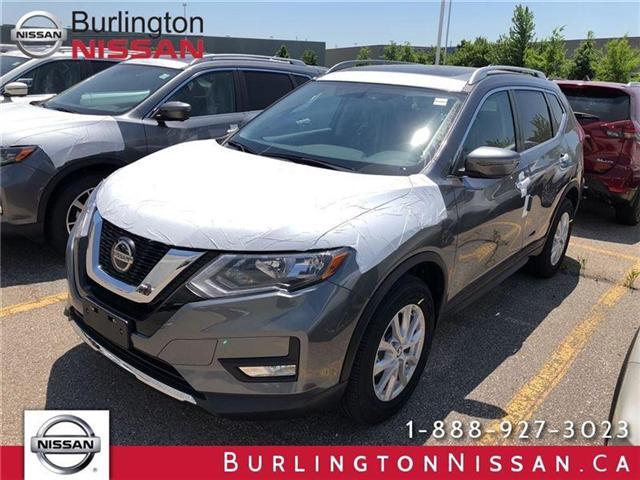 2018 Nissan Rogue SV (Stk: X2189) in Burlington - Image 1 of 5