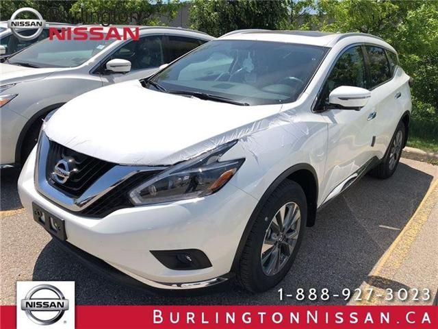 2018 Nissan Murano SL (Stk: X8760) in Burlington - Image 1 of 5
