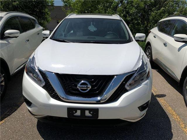 2018 Nissan Murano SL (Stk: X8760) in Burlington - Image 2 of 5