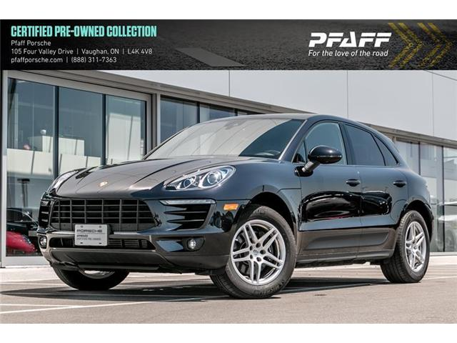 2017 Porsche Macan  (Stk: P12134A) in Vaughan - Image 1 of 11