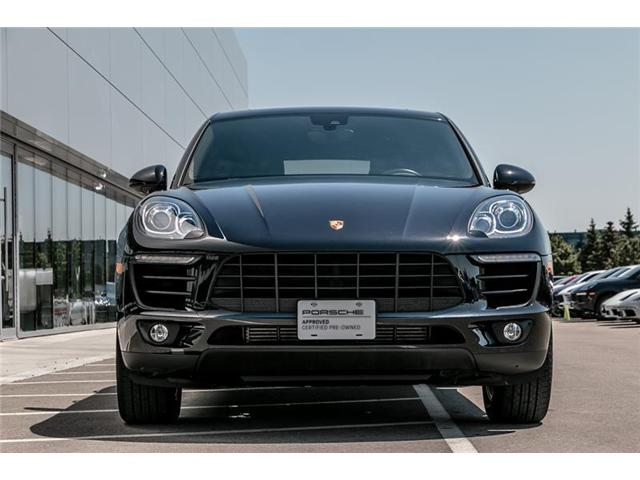 2017 Porsche Macan  (Stk: P12134A) in Vaughan - Image 2 of 11