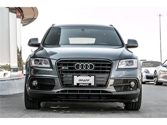 2016 Audi SQ5 3.0T Technik quattro 8sp Tiptronic (Stk: P12757A) in Vaughan - Image 2 of 22