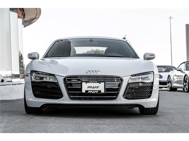 2015 Audi R8 5.2 V10 quattro 7sp S tronic Cpe (Stk: U7137) in Vaughan - Image 2 of 22