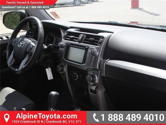 2018 Toyota 4Runner SR5 (Stk: 5568799) in Cranbrook - Image 11 of 19