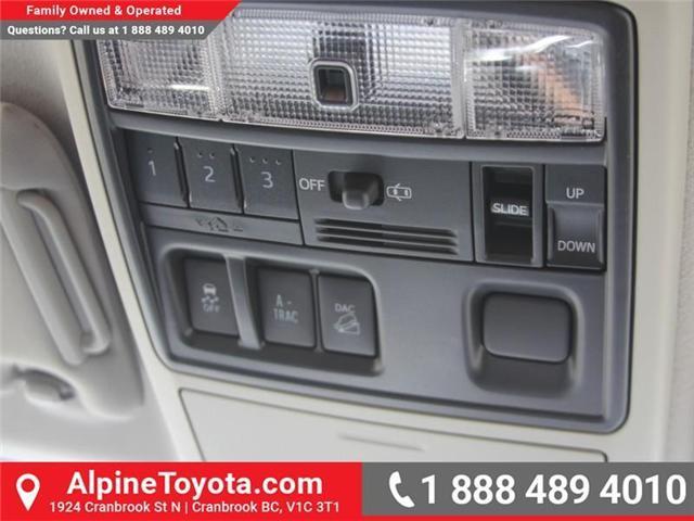 2018 Toyota 4Runner SR5 (Stk: 5568799) in Cranbrook - Image 15 of 19