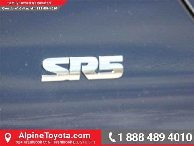 2018 Toyota 4Runner SR5 (Stk: 5568799) in Cranbrook - Image 18 of 19