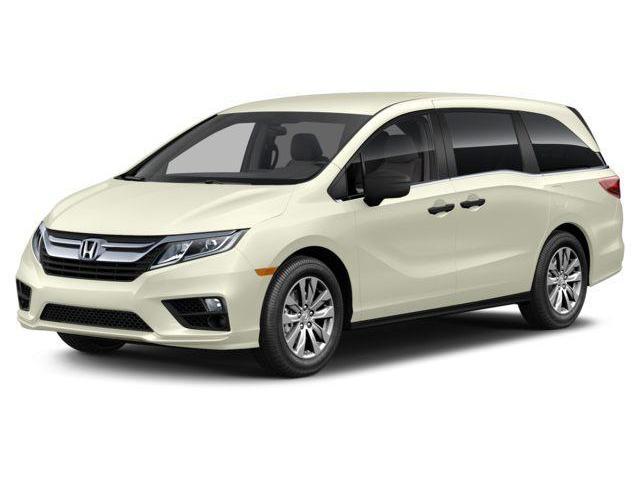 2019 Honda Odyssey EX-L (Stk: 9501392) in Brampton - Image 1 of 2
