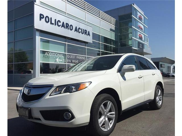 2015 Acura RDX Base (Stk: 801366T) in Brampton - Image 1 of 3