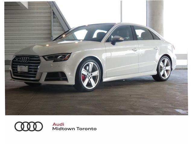 2018 Audi S3 2.0T Progressiv (Stk: AU3496) in Toronto - Image 1 of 19