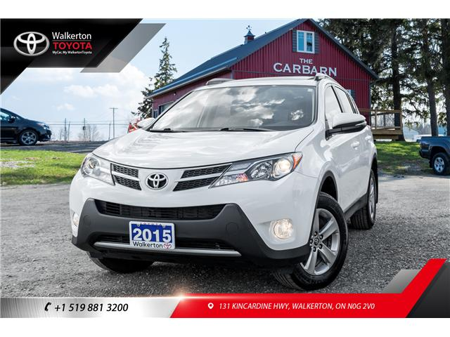 2015 Toyota RAV4 XLE (Stk: P8094) in Walkerton - Image 1 of 21