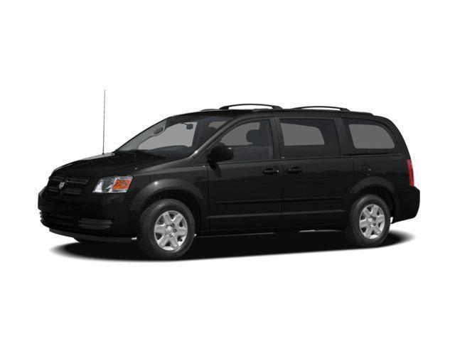 2009 Dodge Grand Caravan SE (Stk: P0563) in Edmonton - Image 1 of 1