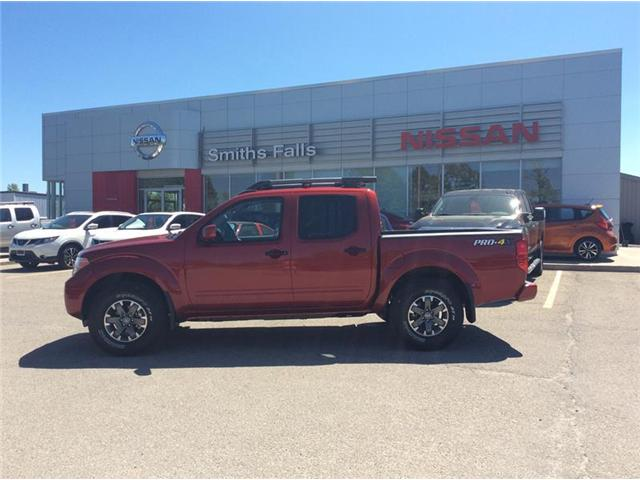2018 Nissan Frontier PRO-4X (Stk: 18-011) in Smiths Falls - Image 1 of 13