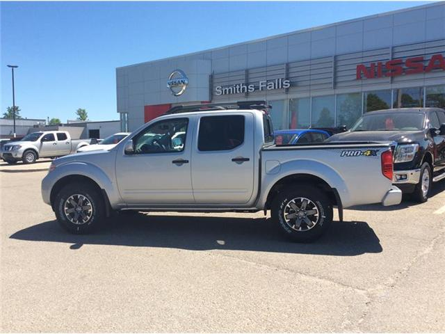 2018 Nissan Frontier PRO-4X (Stk: 18-017) in Smiths Falls - Image 2 of 12