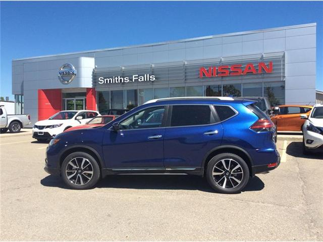 2018 Nissan Rogue SL w/ProPILOT Assist (Stk: 18-126) in Smiths Falls - Image 1 of 12