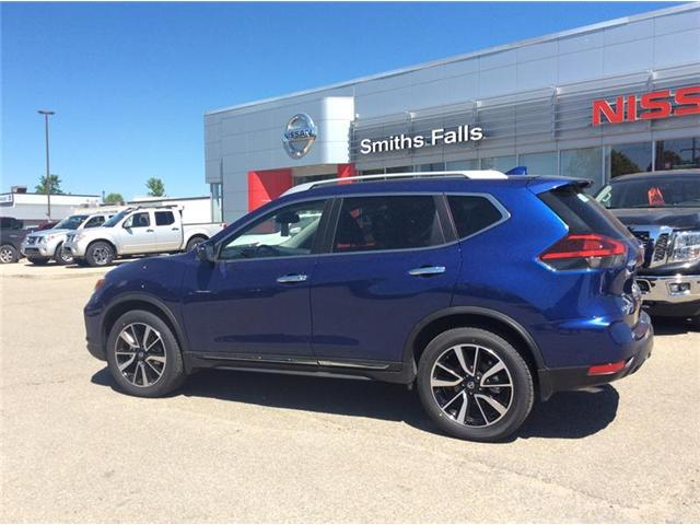 2018 Nissan Rogue SL w/ProPILOT Assist (Stk: 18-126) in Smiths Falls - Image 2 of 12