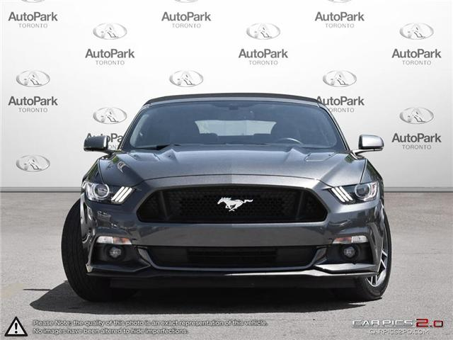 2017 Ford Mustang GT Premium (Stk: 17-14512RSR) in Toronto - Image 2 of 27