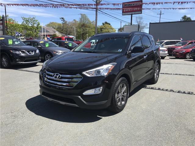 2013 Hyundai Santa Fe Sport 2.4 Luxury (Stk: U63062) in Lower Sackville - Image 1 of 15