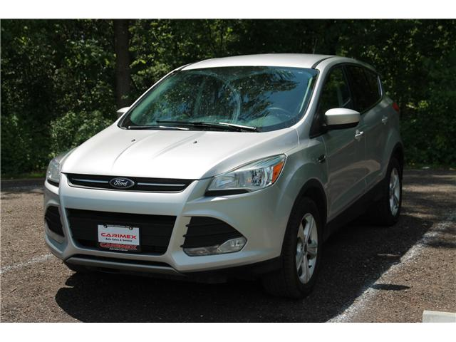 2015 Ford Escape SE (Stk: 1805177) in Waterloo - Image 1 of 28
