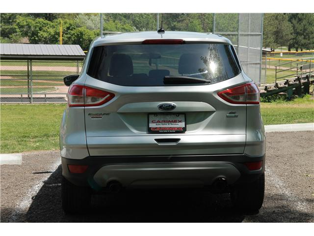 2015 Ford Escape SE (Stk: 1805177) in Waterloo - Image 4 of 28