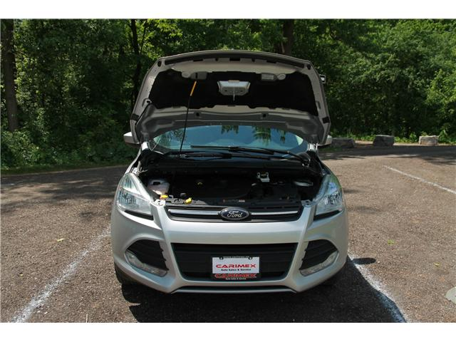 2015 Ford Escape SE (Stk: 1805177) in Waterloo - Image 25 of 28