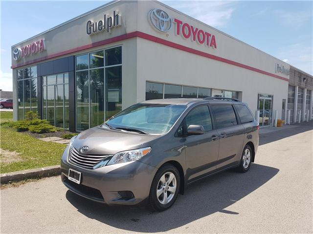 2015 Toyota Sienna LE 8 Passenger (Stk: u00805) in Guelph - Image 1 of 30