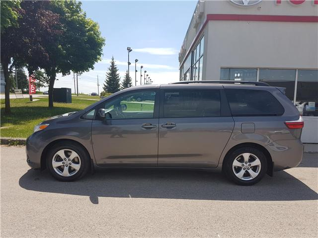 2015 Toyota Sienna LE 8 Passenger (Stk: u00805) in Guelph - Image 2 of 30