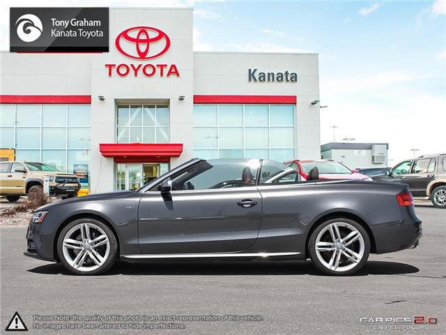 2016 Audi S5 3.0T Progressiv (Stk: 88289A) in Ottawa - Image 2 of 28