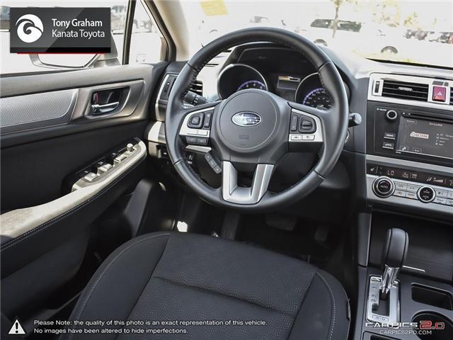 2016 Subaru Legacy 2.5i Touring Package (Stk: 88479A) in Ottawa - Image 9 of 25