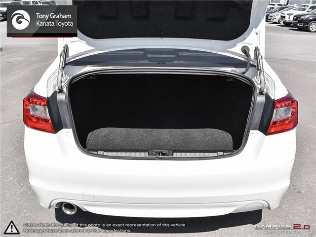 2016 Subaru Legacy 2.5i Touring Package (Stk: 88479A) in Ottawa - Image 19 of 25