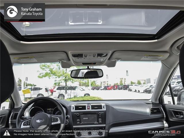 2016 Subaru Legacy 2.5i Touring Package (Stk: 88479A) in Ottawa - Image 25 of 25