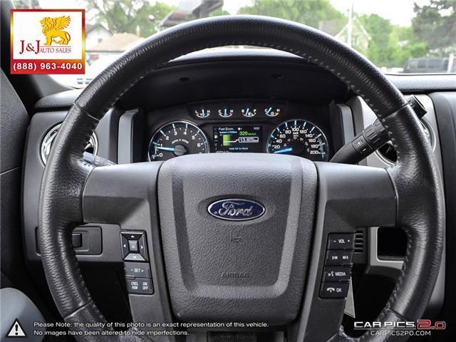 2014 Ford F-150 XLT (Stk: JB18043) in Brandon - Image 14 of 27