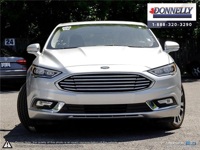 2017 Ford Fusion  (Stk: DUR5724) in Ottawa - Image 2 of 27