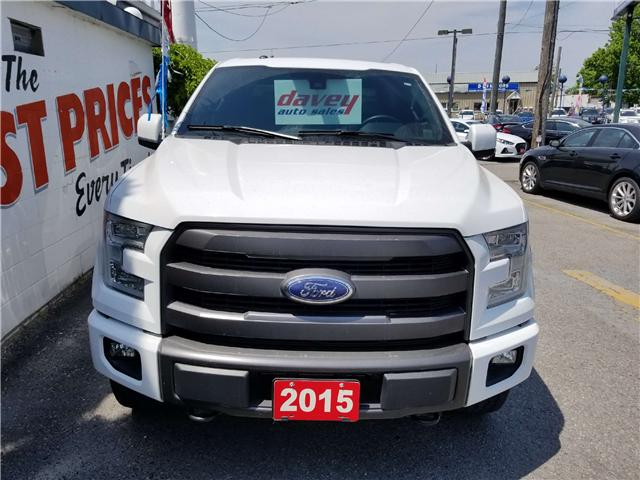 2015 Ford F-150 Lariat (Stk: 17-573) in Oshawa - Image 2 of 21