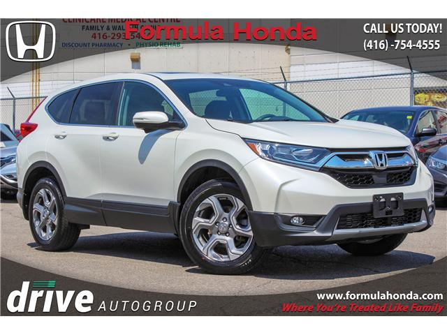 2018 Honda CR-V EX (Stk: 18-0347D) in Scarborough - Image 1 of 29