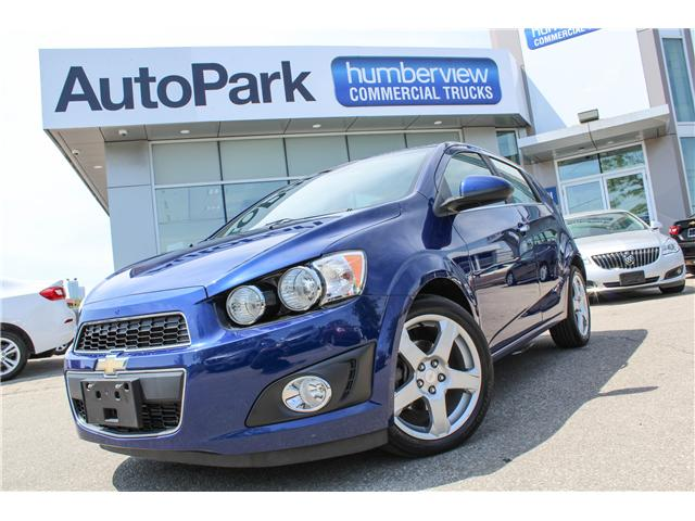 2013 Chevrolet Sonic LTZ Auto (Stk: 13209407) in Mississauga - Image 1 of 26