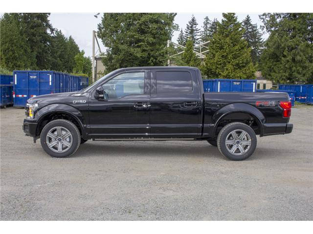 2018 Ford F-150 Lariat (Stk: 8F16886) in Surrey - Image 4 of 24