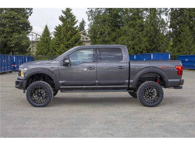 2018 Ford F-150 Lariat (Stk: 8F14789) in Vancouver - Image 4 of 28