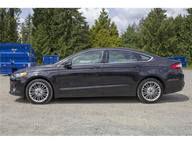 2014 Ford Fusion SE (Stk: P7089A) in Surrey - Image 4 of 27