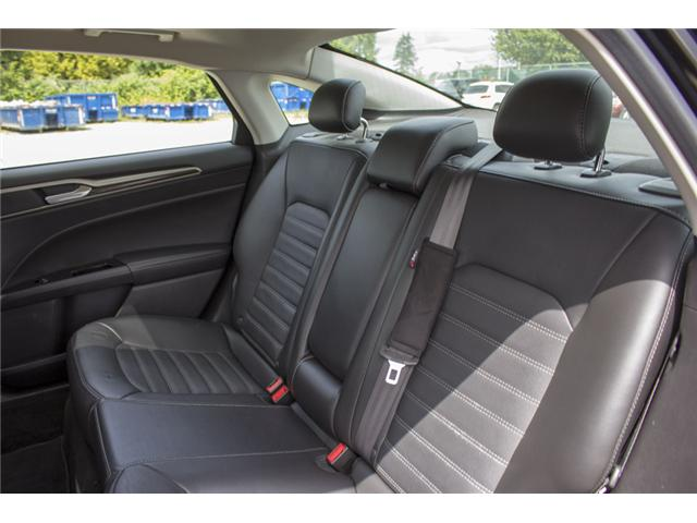 2014 Ford Fusion SE (Stk: P7089A) in Surrey - Image 12 of 27