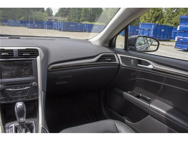 2014 Ford Fusion SE (Stk: P7089A) in Surrey - Image 14 of 27