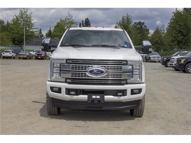 2018 Ford F-350 Platinum (Stk: 8F32888) in Surrey - Image 2 of 30