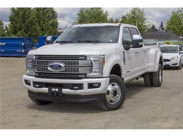 2018 Ford F-350 Platinum (Stk: 8F32888) in Surrey - Image 3 of 30