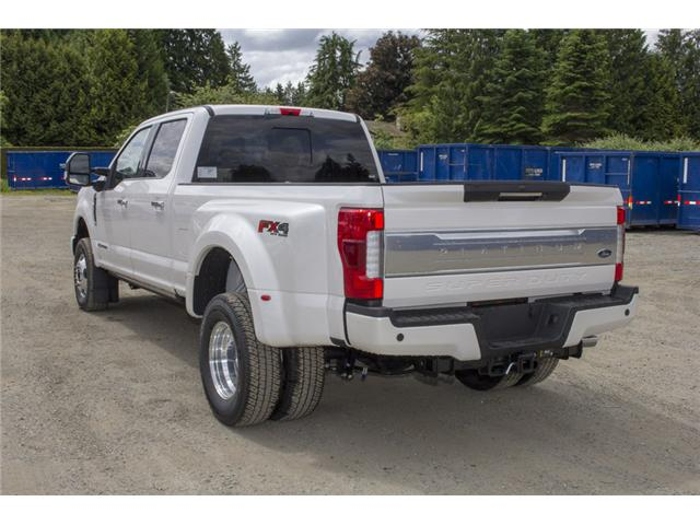 2018 Ford F-350 Platinum (Stk: 8F32888) in Surrey - Image 5 of 30