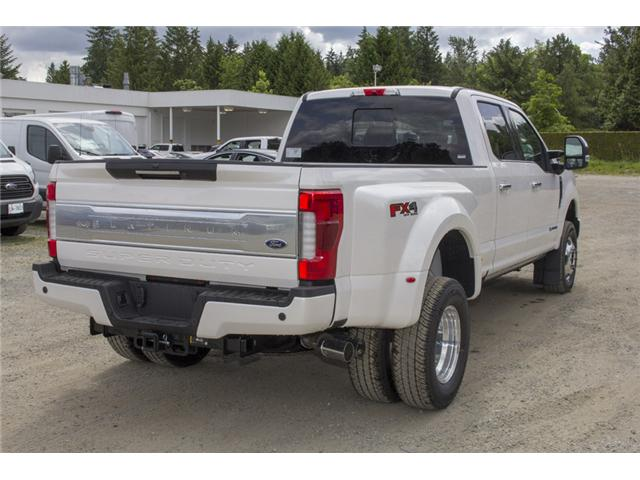 2018 Ford F-350 Platinum (Stk: 8F32888) in Surrey - Image 7 of 30