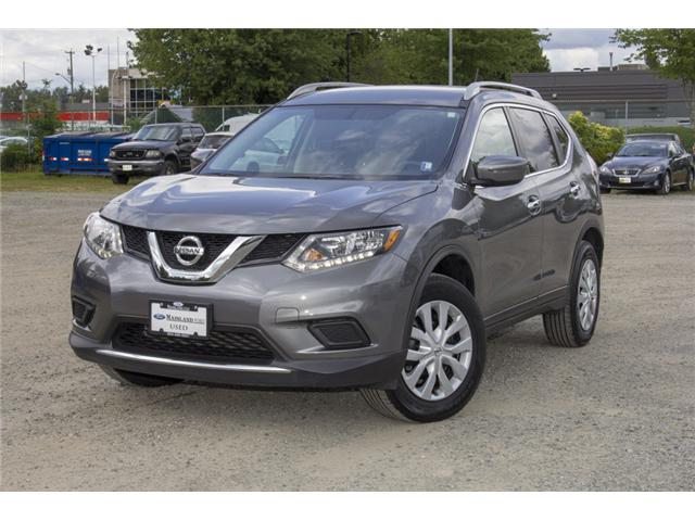 2016 Nissan Rogue S (Stk: P1814) in Surrey - Image 3 of 28